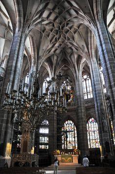 Lorenzkirche - St. Lorenz Church Nuremberg Germany