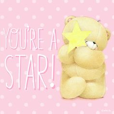 """Always remember how amazing you are! Friendship Essay, Hugs And Kisses Quotes, Teddy Bear Pictures, Hello Kitty My Melody, Blue Nose Friends, Cute Teddy Bears, Tatty Teddy, Painting Patterns, Friends Forever"