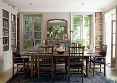 Could I do this to my dining room?  By Binny Hudson