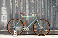 HAVANA Messenger bike