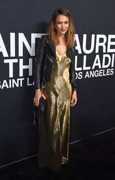 Look of the Day: February 11, Jessica Alba - The Best Celebrity Outfits of 2016  - Photos