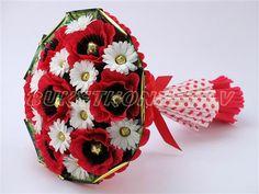 Gallery.ru / Фото #21 - Ручные букеты и корзинки - irusha12