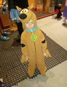 Scooby Doo - 2013 Halloween Costume Contest