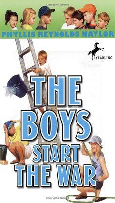 The Boys Start the War (Boy/Girl Battle) Price:$6.99