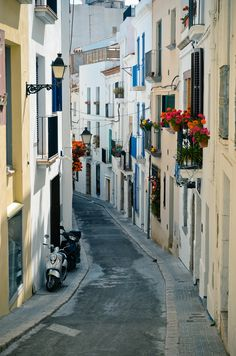 Spain / Sitges: 30 minutes South of Barcelona
