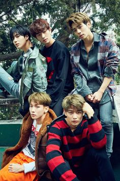 Waow so amazing. Love shinee for ever!