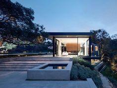 Oak Pass Main House by Walker Workshop - USA
