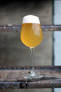 Indië Wit (India White Ale) Recipe | The Mad Fermentationist - Homebrewing Blog
