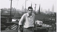 Allen Ginsberg  http://cdn.timesofisrael.com/uploads/2013/05/8.-Myself-seen-by-William-Burroughs-e1369570535237.jpg