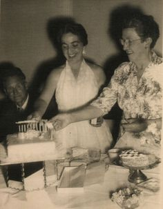 21st with Mum (Janet Ivy Gray)