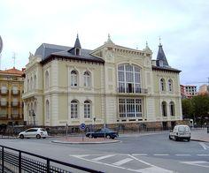 Bermeo Casino in Bermeo, Bizkaia