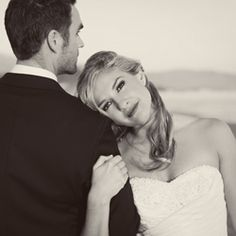 Beautiful picture of this bride on the beach in Santa Barbara.