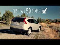 Honda CR-V 2013 Commercial - 50 States