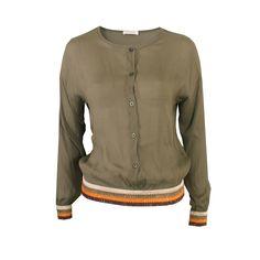 Aply Bluse Khaki von KD Klaus Dilkrath #kdklausdilkrath #kd #kd12 #dilkrath