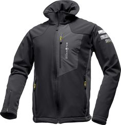 Sail Racing Orca Soft Shell Jacket Carbon $320