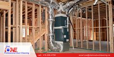 Keeping our offices and homes warm during the cold months make a furnace a must.  #FurnaceCleaningServicesWhitby