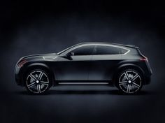 The BMW XS Concept is a study of a hydrogen powered SUV envisioned by 2D/3D artist George Manolache.