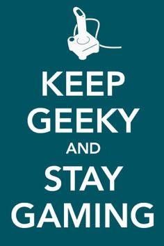 Keep Geeky