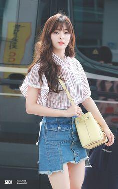 Fashion Idol, Kpop Fashion, Cute Fashion, Korean Fashion, Girl Fashion, Cute Korean Girl, Asian Girl, Kpop Girl Groups, Kpop Girls