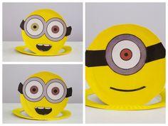 DIY - Minion hats