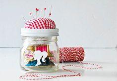 100 Clever Ways to Repurpose Mason Jars | Brit + Co