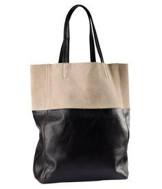 Black & white bag   H & M
