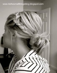 Messy Buns: Our 10 Favorite Pinterest Picks   | Beauty High