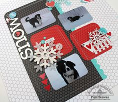 Inspired by Challenge: Snow Much Fun Layout by Piali