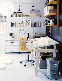 Very close to my vision of how I want the room to look like :)