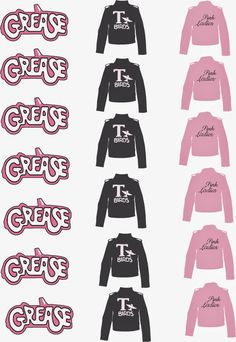 SWEET PRADO: Fiesta temática de Grease para celebrar mi 40 cumpleaños Grease Themed Parties, Grease Party, Grease Movie, 50s Sock Hop, Sock Hop Party, Sandy Grease, Grease Is The Word, Grease Costumes, Retro Party
