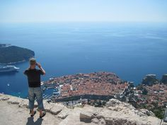 Get a perfect view of #Croatia on VBT's bike tour in the Dalmatian Islands.