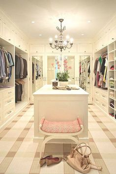 13 incredible closets straight from Pinterest you'll dream of having.