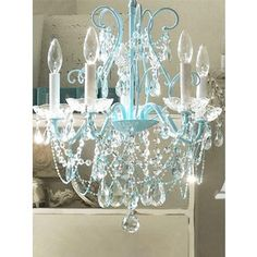 Image result for beach chandelier