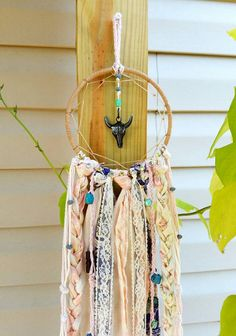 Check out this item in my Etsy shop https://www.etsy.com/listing/462146478/texan-style-dream-catcher
