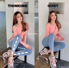 Best Photo Poses, Girl Photo Poses, Girl Poses, Picture Poses, Model Poses Photography, Family Photography, Korean Girl Photo, Cute Poses For Pictures, Family Picture Outfits