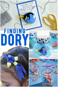 We're so excited for Finding Dory!