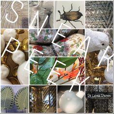 SNEAK PEEK: Nieuwe 👀eyecatchers voor in en om het huis www.deleukedingen.nl @deleukedingen #home #decoration #inspiration #lights #pillow #christmas #birds #napkins