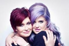 """Sharon Osbourne has praised her daughter Kelly Osbourne for """"being there"""" for her in the past few months and said the 'Fashion Police' host has been her """"rock"""" as she deals with husband Ozzy's relapse"""