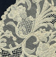 Burano lace, 19th Century, Italy