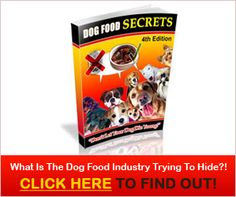 Dog Food Secrets Revealed - Is your dog slowly being poisoned? http://www.dog-foods.dog-training-academy