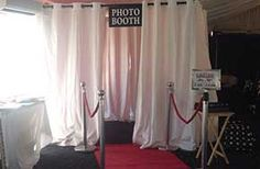 Enclosed Photo Booth For Hire Perth
