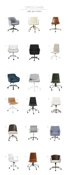 Office Furniture Round Up!