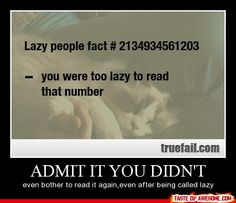 That's exactly what I did after reading that