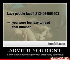 Hahahahaha SO TRUE