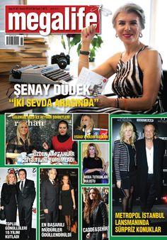 Megalife Magazin, 7 Aralık sayısı yayında! ÜCRETSİZ okumak için: http://www.dijimecmua.com/mega-life-magazin/