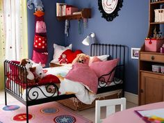 toddler bed traditional colors Creative Toddler Bedding Ideas for your Child