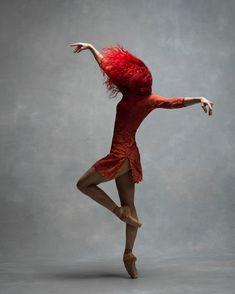 randi balett-táncos koreai művész randi