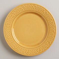 Amber Dinner Plates >> #WorldMarket Dining Room, Entertaining, Home Decor, Tips