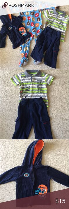 18 months boys 4 pieces fits 18 months boys Other