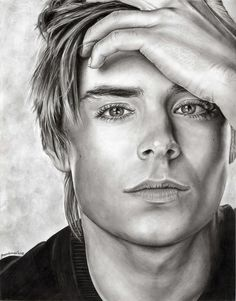ZAC EFRON by paulinamarin on deviantART